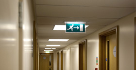 Emergency Lighting & Data Networking